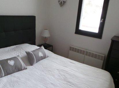 chambre appartement Prapoutel