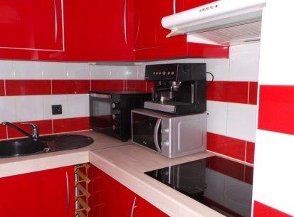 coin cuisine appartement Prapoutel