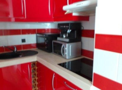 cuisine appartement Prapoutel