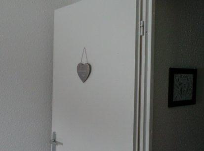 entrée chambre appartement Prapoutel